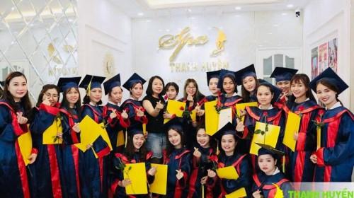 Lễ tốt nghiệp khóa Spa TH-36